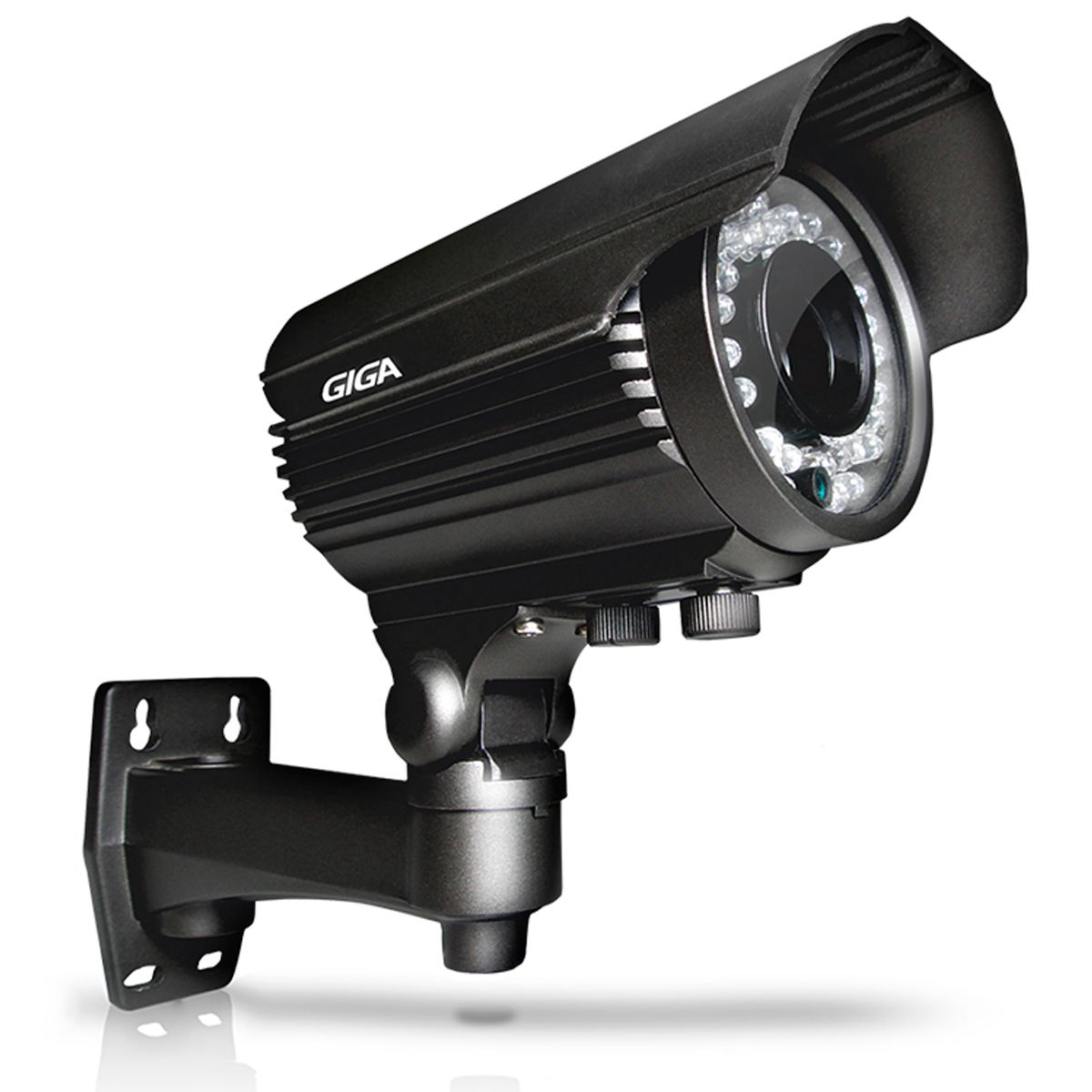 Câmera Full HD Giga Security, GS0276 Orion, 50 Metros Infra, Varifocal, 1080p, 2MP  - Tudo Forte