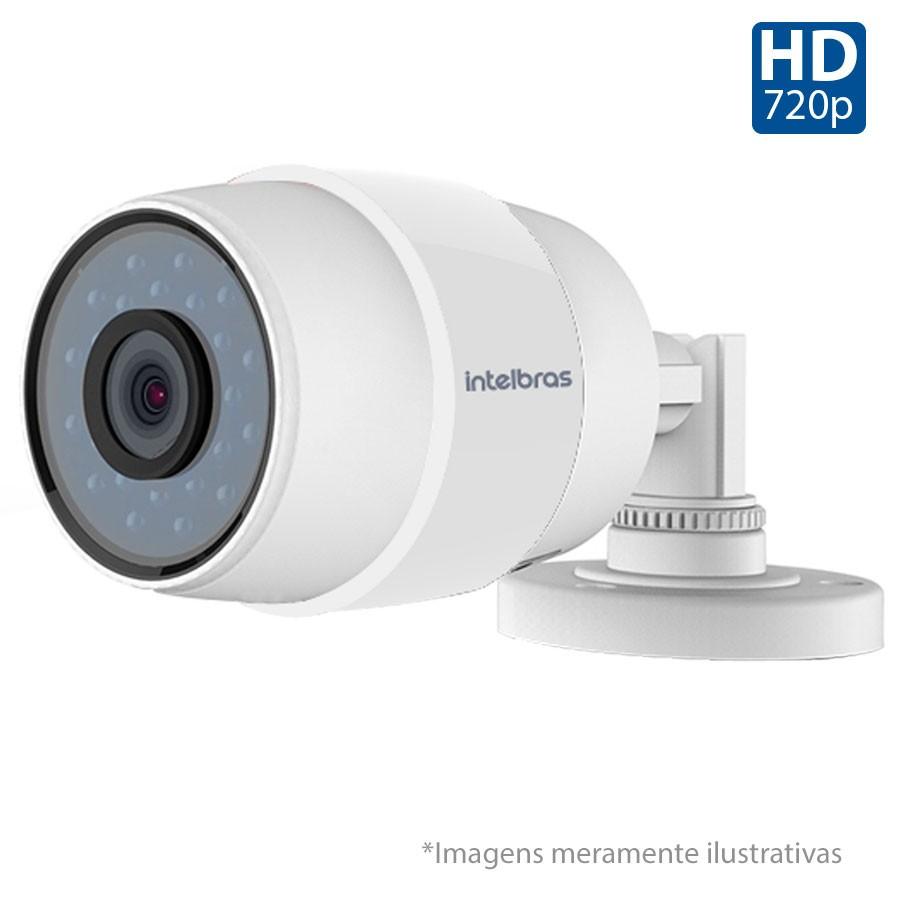 Câmera de Segurança Intelbras Wifi Sem Fio Mibo iC5 IP 66 - Resolução HD 720p e Resistente à Chuva