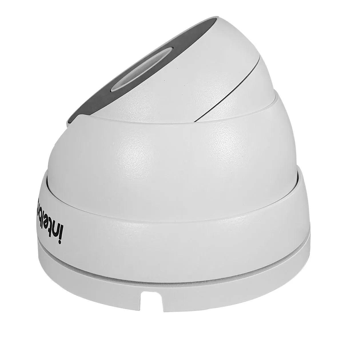 Câmera Full HD 1080p Intelbras VHD 3220 D G5 20m de Infravermelho Dome Resistente à Chuva IP66  - Tudo Forte