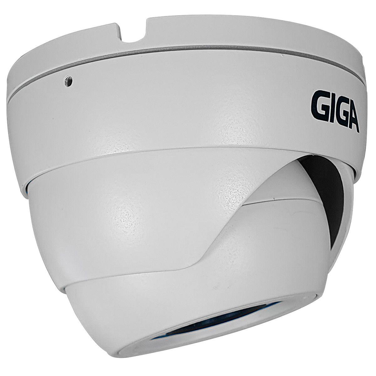 Câmera HD 720p  1MP Orion GS0021 Giga Security Orion Detecção de pessoas, alcance ir 30 metros  - Tudo Forte