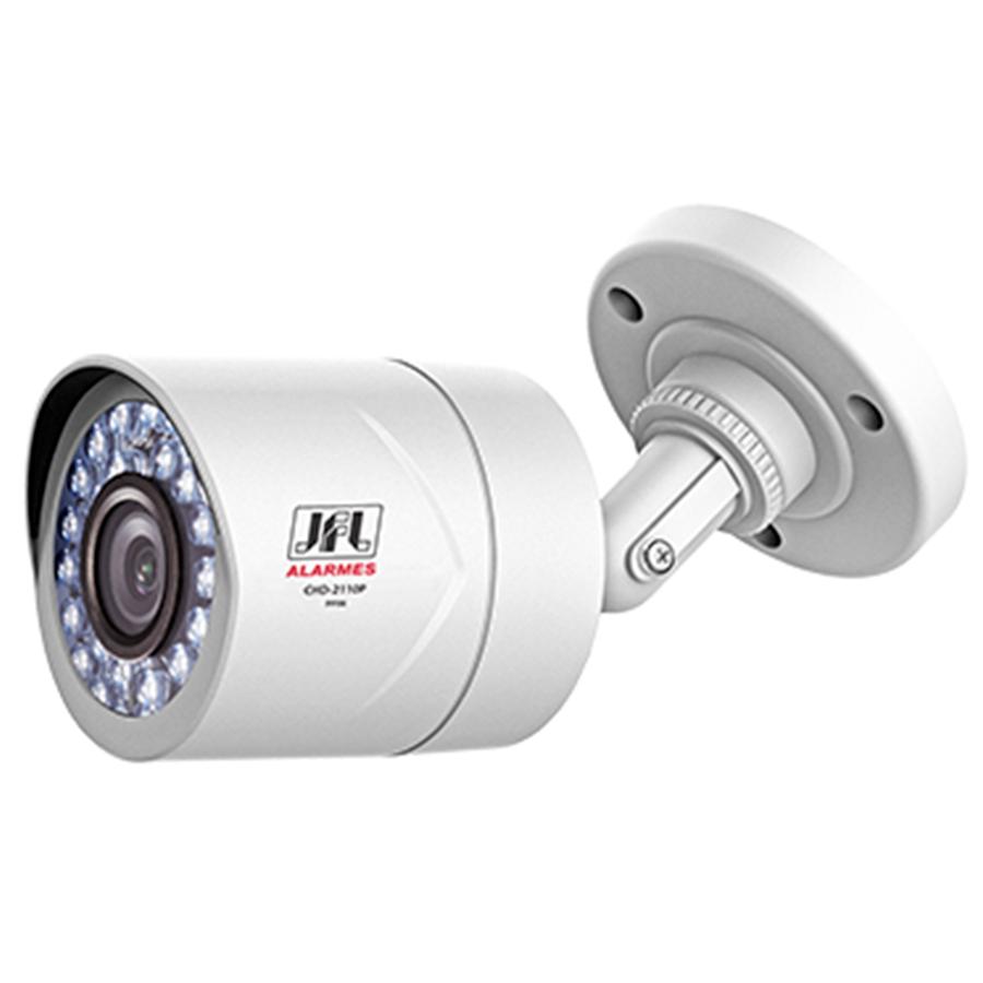 Câmera JFL CHD-2110P Full HD 1080p Bullet 10 Metros Infra HD-TVI