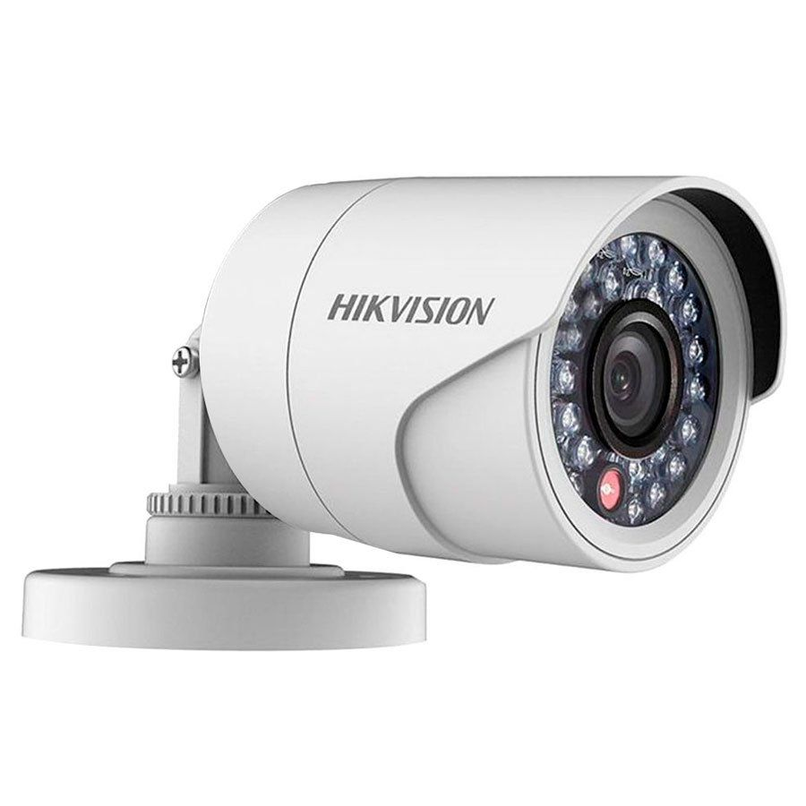 Câmera Hikvision DS-2CE16COT-IRF HD 1MP 720p Turbo HD Bullet 20 metros  Lente 2,8mm