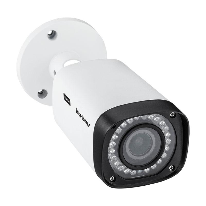 Câmera Intelbras varifocal HDCVI com infravermelho VHD 5040 VF