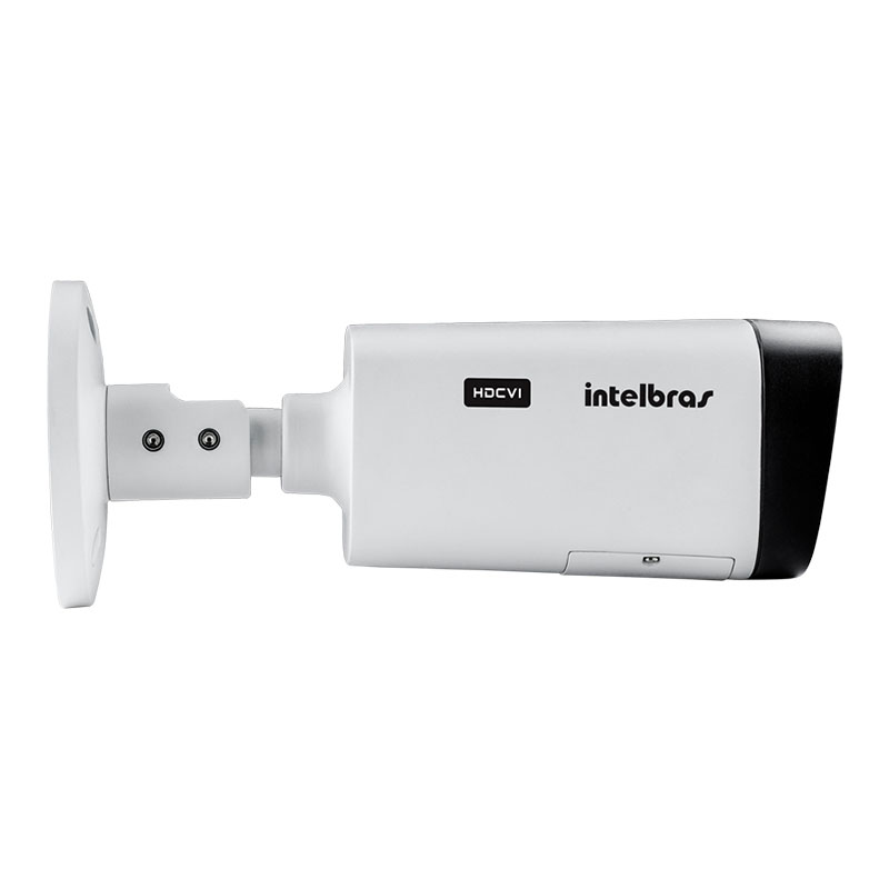 Câmera Intelbras varifocal HDCVI com infravermelho VHD 5040 VF  - Tudo Forte