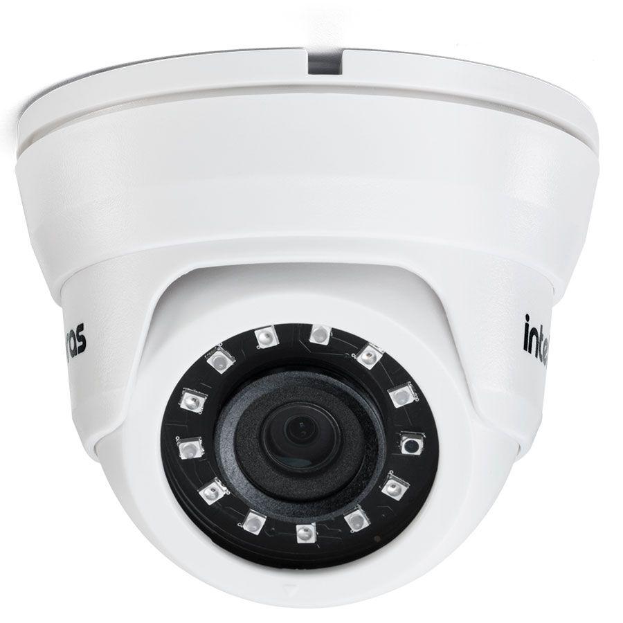 Câmera Intelbras VMH 1010 D HD 720p Lente 3,6mm Alcance de 10 metros  - Tudo Forte