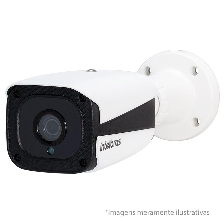 Câmera IP 2.0 MegaPixel Full HD Bullet Intelbras VIP 1220 B G3 Lente 3,6mm Infravermelho  - Tudo Forte