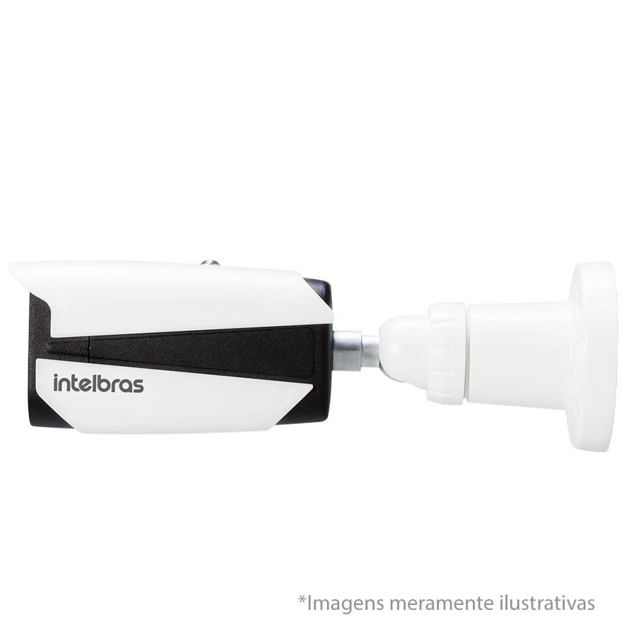 Câmera IP 2.0 MegaPixel FullHD Bullet Intelbras VIP 1220 B Lente 3,6mm, Infravermelho