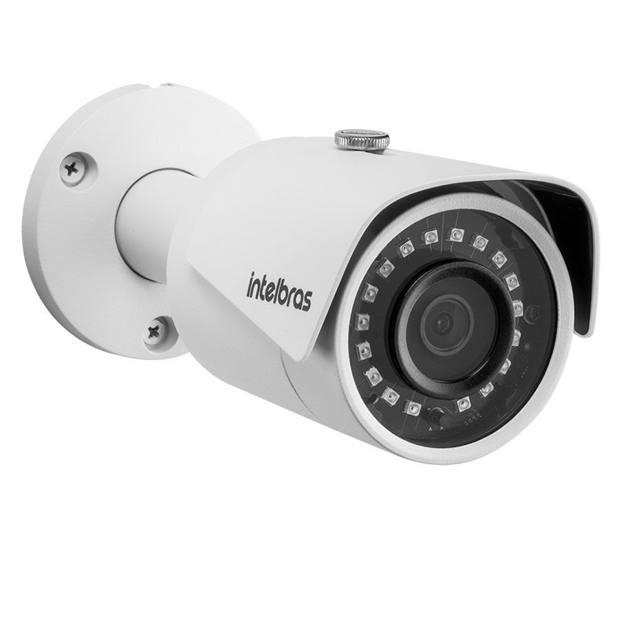 Câmera IP Intelbras VIP 3230 B G3 Full HD 1080p Lente 2,8mm Alcance de 30 metros  - Tudo Forte