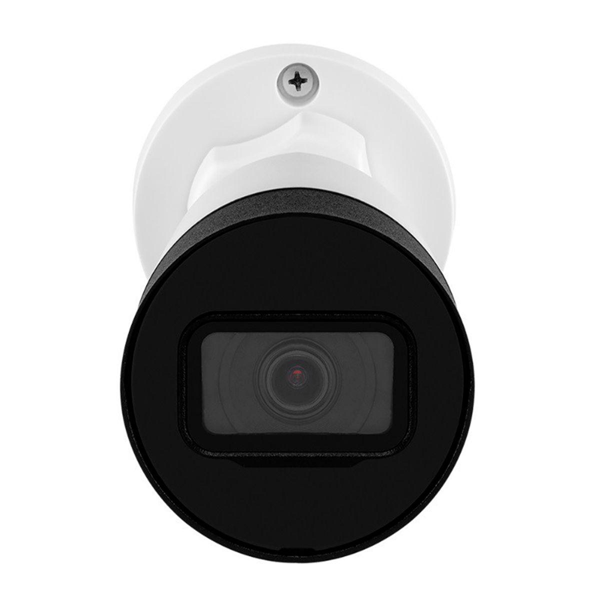 Câmera IP Intelbras VIP 3430 B, 4MP, 2K, PoE, 3,6mm, 30 metros  - Tudo Forte