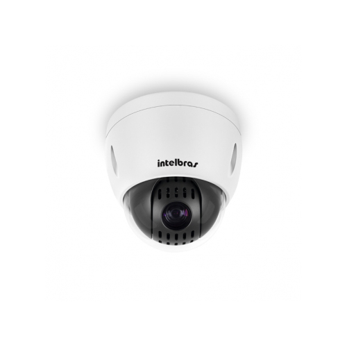 Câmera Speed Dome IP Intelbras VIP E5212 I Full HD 1080p 12X Zoom PTZ - Tudo Forte