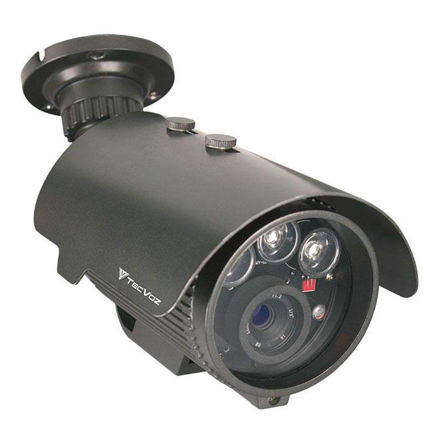 Câmera Tecvoz CBH S6 700 TVL Bullet 60 metros