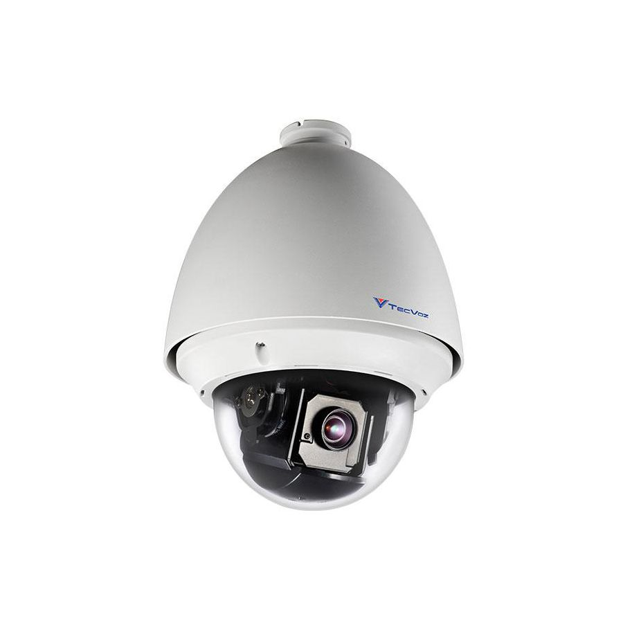 Câmera Speed  Dome IP Tecvoz THK-ISP20 2.0M 20X Zoom PTZ