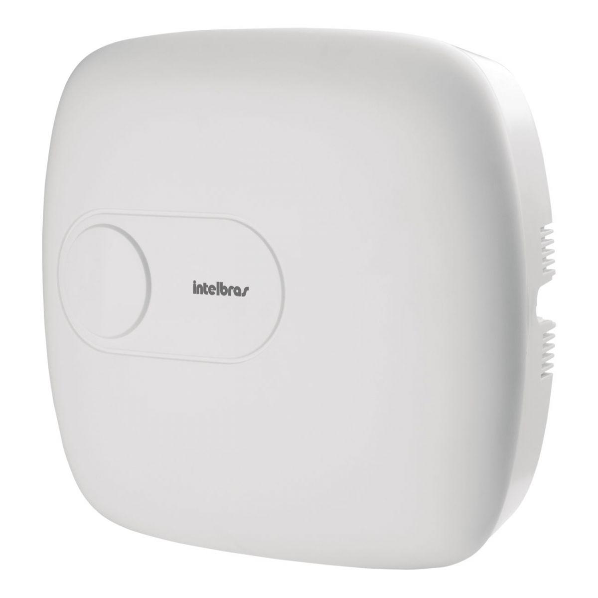 Central de alarme monitorada Intelbras 4010 SMART com até 64 zonas (4+4 painel + 2 por teclado [4 teclados] + 48 mistas [XEZ 4008 SMART, XAR 4000 SMART])  - Tudo Forte