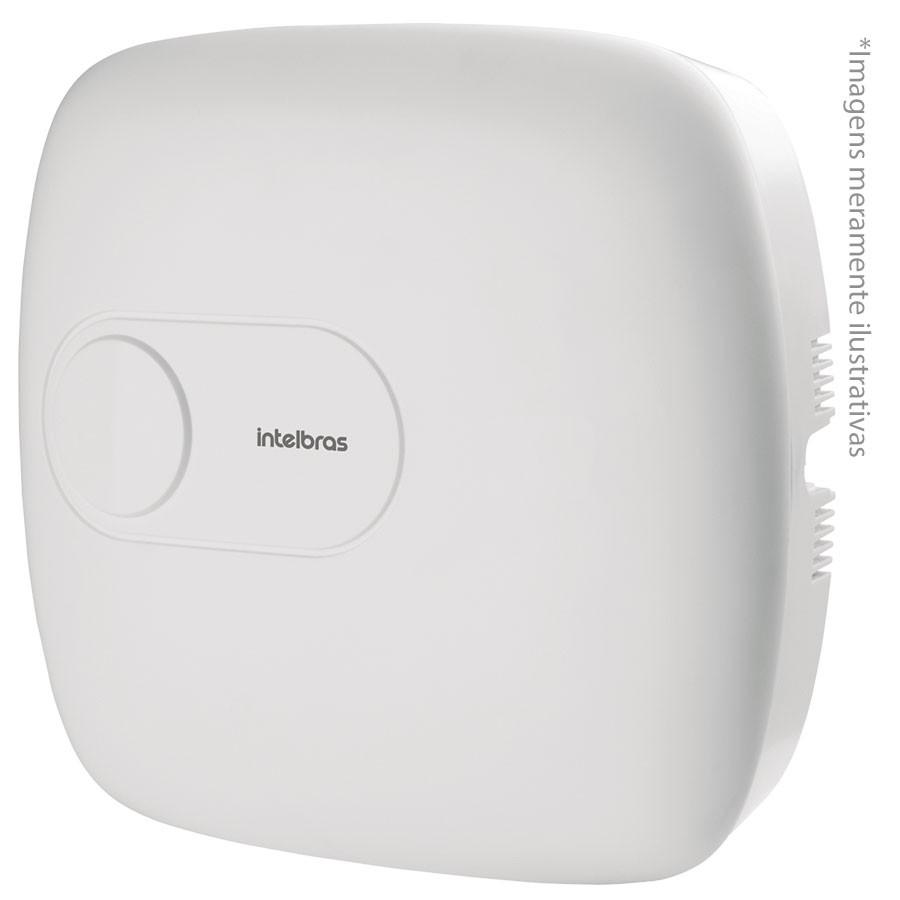 Central de Alarme Intelbras AMT 1016 NET Monitorada via Internet com Aplicativo de Celular