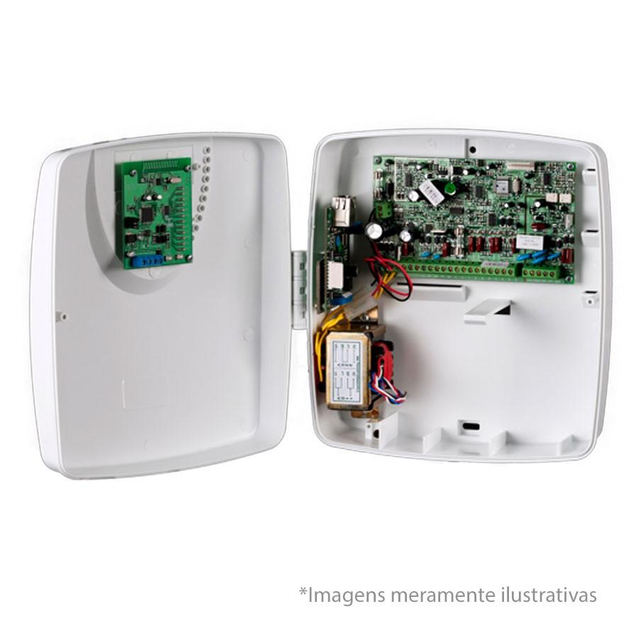 Central de Alarme VW10Z Smart IP ViaWeb INNOVAnet com Expansor Sem Fio e Módulo IP, com Aplicativo Celular Viaweb Mobile