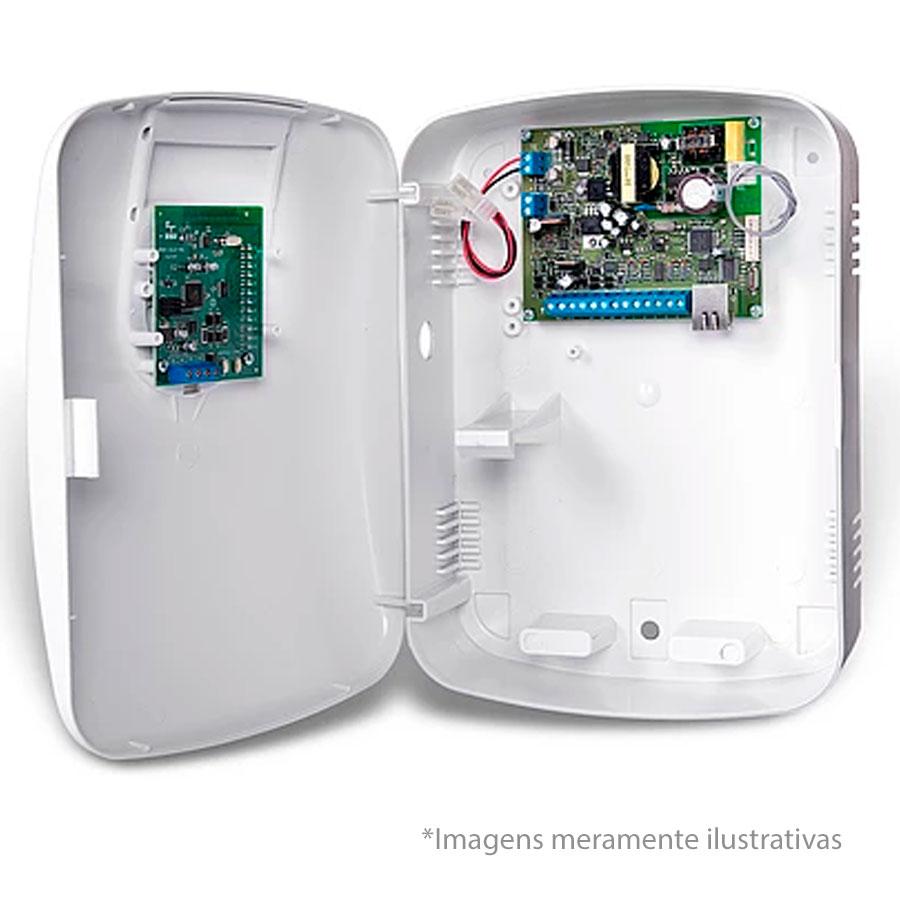 Central de Alarme VW8Z 1212 Star ViaWeb INNOVAnet com Receptor Smart e Módulo IP integrado, Aplicativo Celular Viaweb Mobile