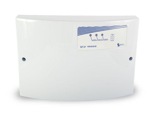 Central de Cerca Elétrica GCP 10000, Com certificação de Segurança INMETRO, Carregador-Flutuador de bateria incorporado, Saida para Alarme  - Tudo Forte