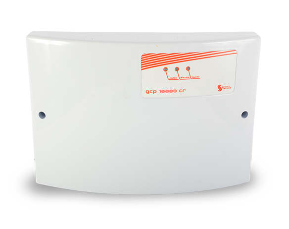 Central de Cerca Elétrica GCP 10000 CR, Com certificação de Segurança INMETRO, Carregador-Flutuador de bateria incorporado, Saida para Alarme, Controle Remoto