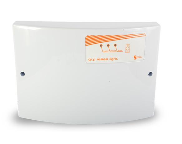 Central de Cerca Elétrica GCP 10000 LIGHT, Com certificação de Segurança INMETRO, Carregador-Flutuador de bateria incorporado  - Tudo Forte