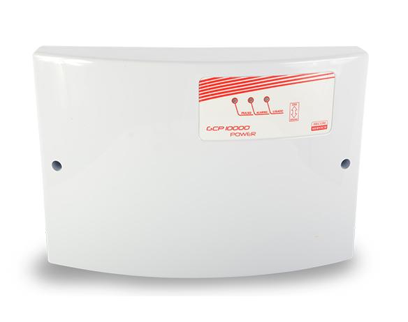 Central de Cerca Elétrica GCP 10000 POWER, Com certificação de Segurança INMETRO, Carregador-Flutuador de bateria incorporado, Saida para Alarme  - Tudo Forte