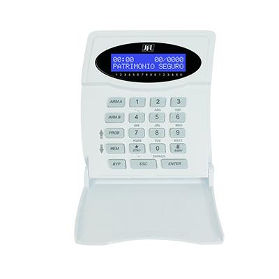 Central Alarme JFL Ethernet Active 20, Acesso via Aplicativo Celular, Monitorável até 22 zonas
