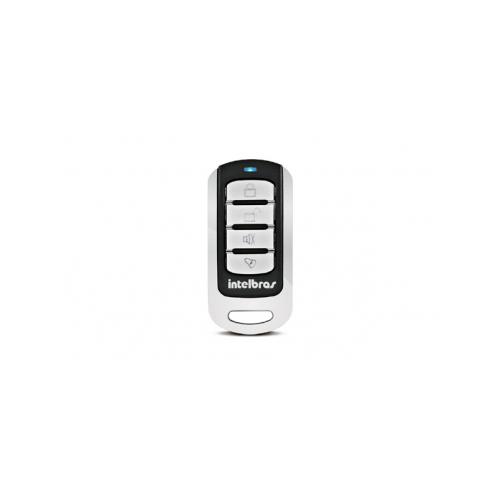 Controle Remoto Intelbras  XAC 3000 4K Aço Escovado, Frequência 433,92 MHz