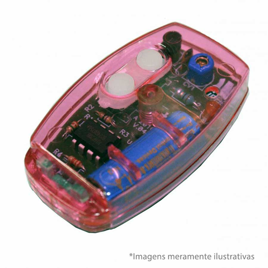 Controle Remoto TX Flex Ipec Rosa