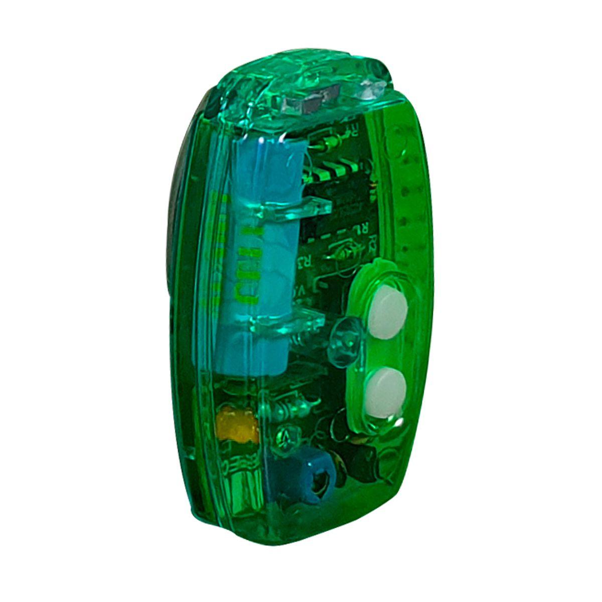 Controle Remoto TX Flex Ipec Verde  - Tudo Forte