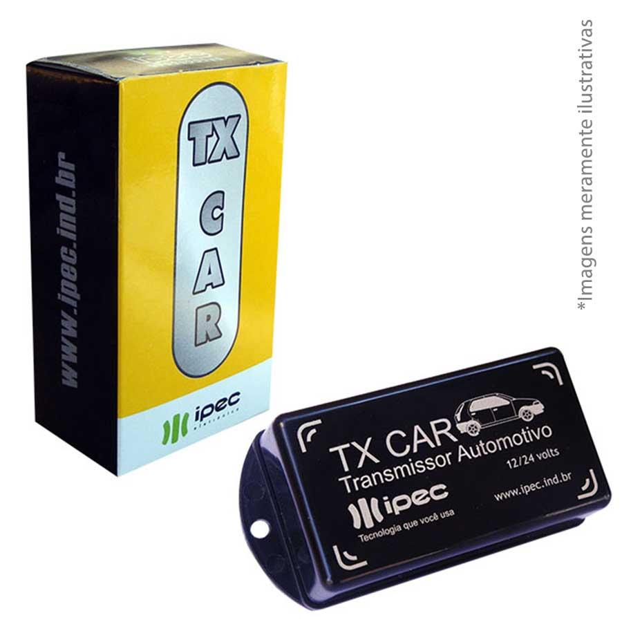 Controle Tx Car 292 códigos por jumper Ipec 01 Canal