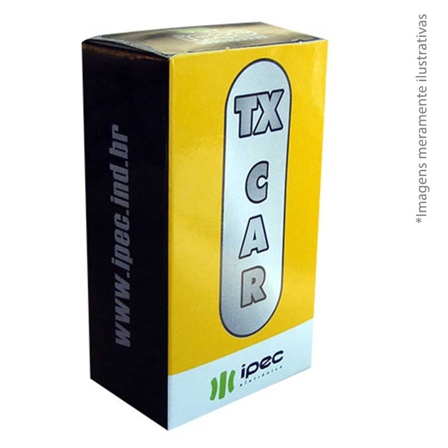 Controle TX Car Code Learn Ipec 01 Canal  - Tudo Forte