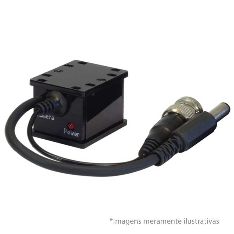 Conversor Power over UTP Clano POU-101T