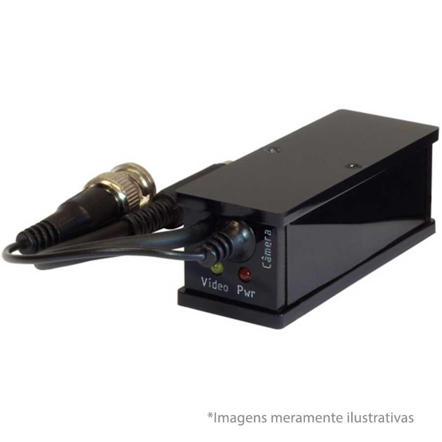 Conversor Power over UTP Clano POU-101R  - Tudo Forte