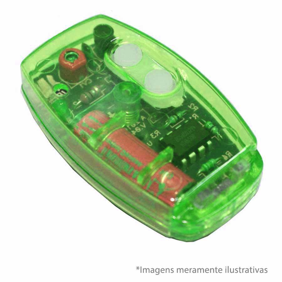 Controle Remoto TX Flex Ipec Verde