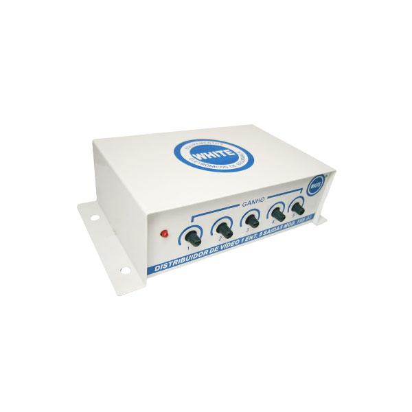 Distribuidor de Video White 1X5