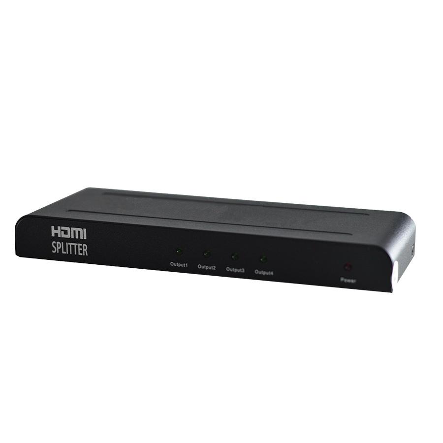 Divisor HDMI 1x4 1080P suporta 3D Splitter 1.4