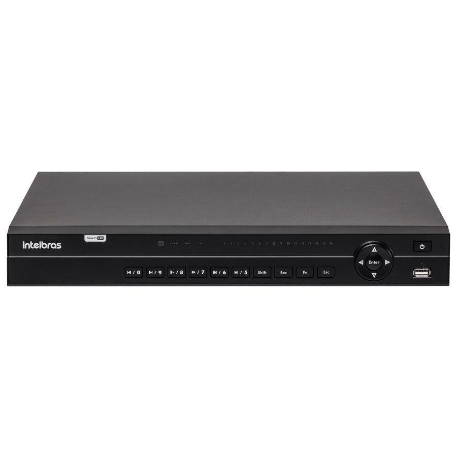 DVR Intelbras 32 canais MHDX 1132 HD 720p