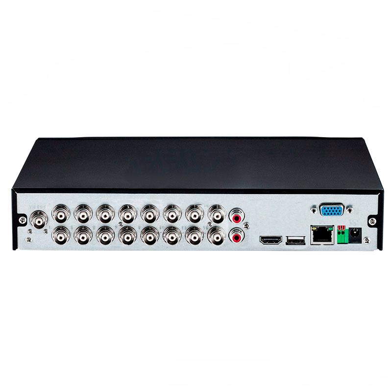 DVR Intelbras MHDX 1116 Multi HD - 16 Canais 1080p Lite + 2 Canais 6Mp IP  - Tudo Forte