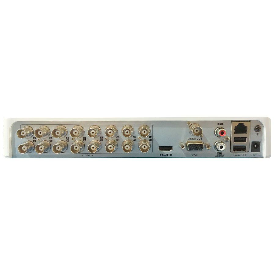 DVR JFL 16 Canais Full HD DHD 3316, HDTVI, HDCVI, AHD, ANALÓGICO, IP