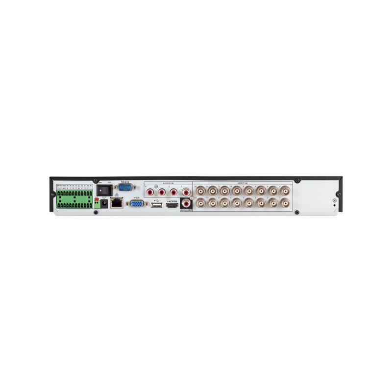DVR Stand Alone Tríbrido HDCVI Intelbras HDCVI 3116 G2 16 Canais 1080p