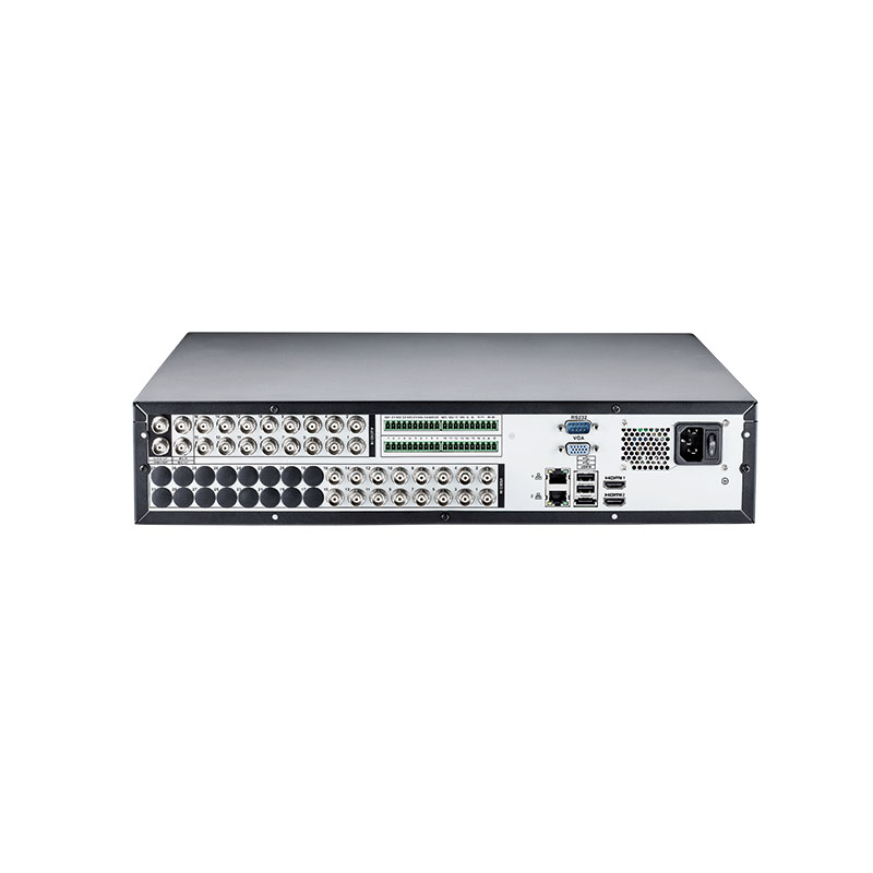 DVR Stand Alone Tríbrido HDCVI Intelbras HDCVI 5032 H 32 Canais  - Tudo Forte