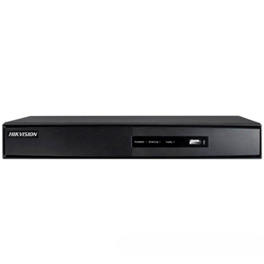 DVR Stand Alone Turbo HD 5 em 1 Hikvision 08 Canais - AHD/ HDTVI / HDCVI / IP / Analógico DS-7208HGHI-F1