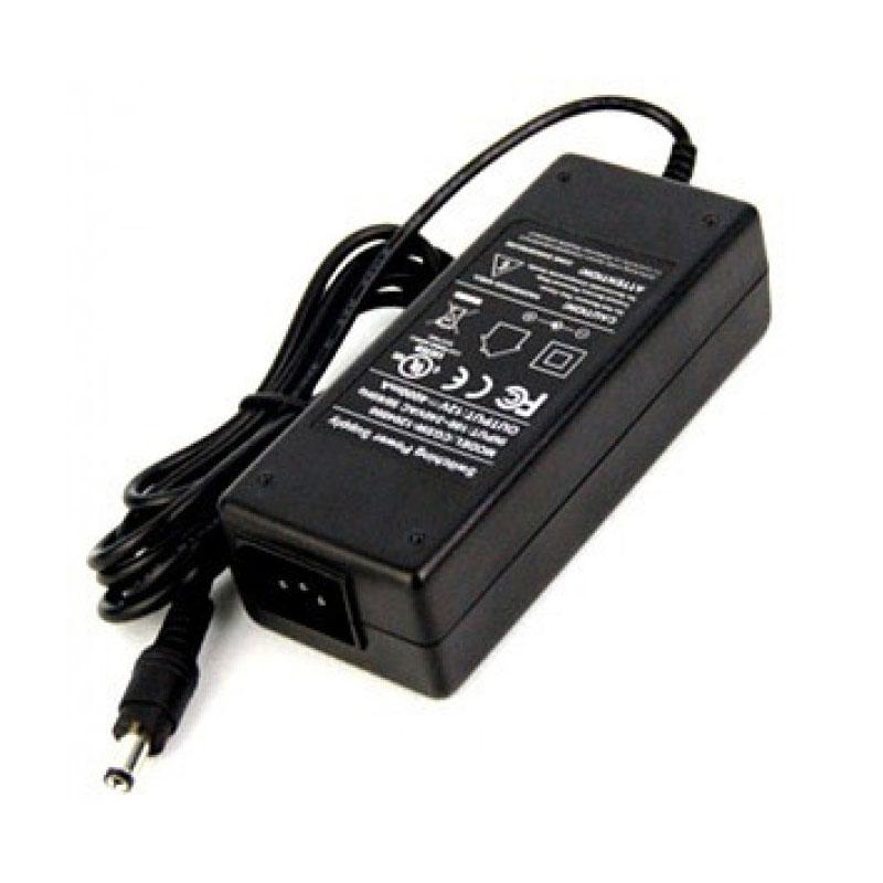 Fonte Chaveada 12V 5A Conector P4 Ideal para CFTV / DVR  - Tudo Forte