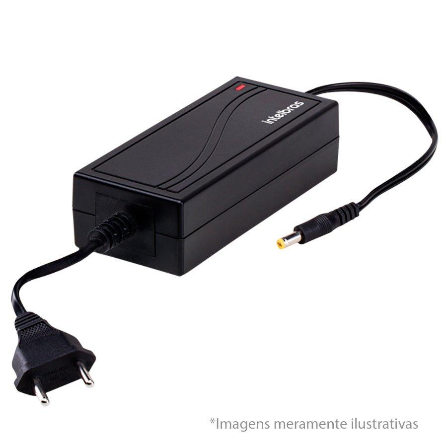 Fonte de Alimentação Intelbras EF 1203 Multicâmera Bivolt 12V 3A