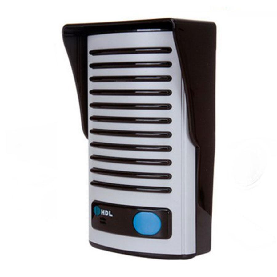 Interfone Porteiro Eletrônico HDL F8NTL AZ01, Unidade Externa + Unidade Interna
