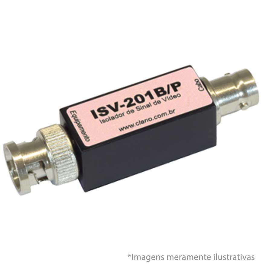 Isolador de Sinal de Vídeo Clano ISV-201B
