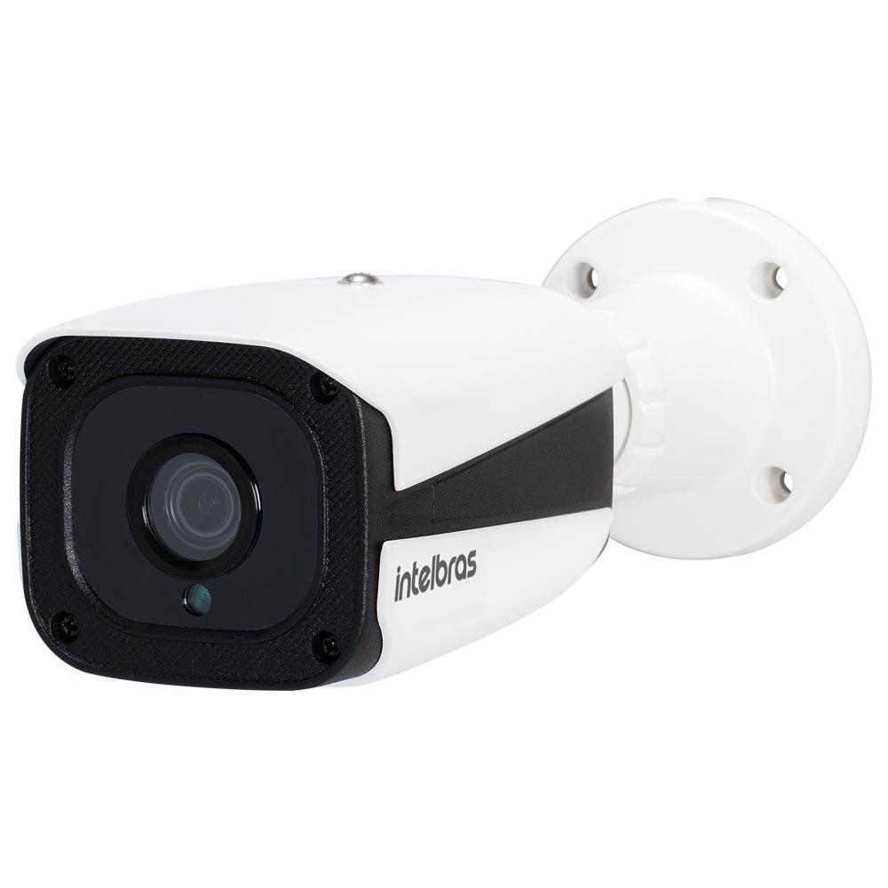 Kit 16 Câmeras de Segurança HD 720p Intelbras VM 3120 IR G4 + DVR Intelbras Multi HD + Acessórios  - Tudo Forte