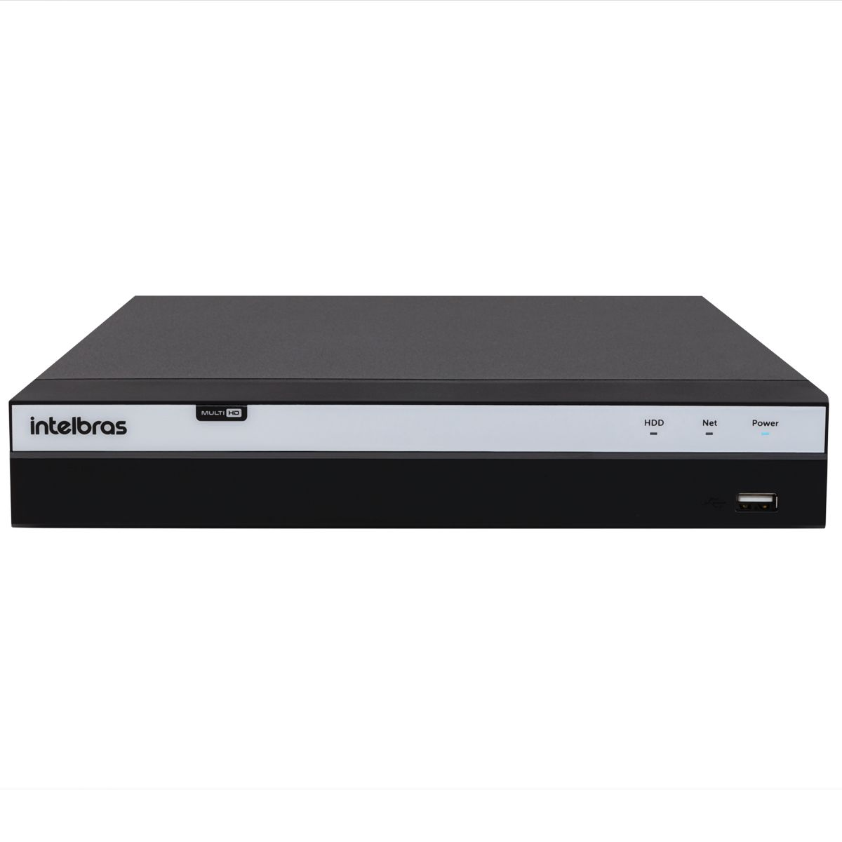 Kit 3 Câmeras de Segurança 4MP 2k Intelbras VHD 3430 B + DVR Intelbras 4K + HD WD Purple + Acessórios  - Tudo Forte