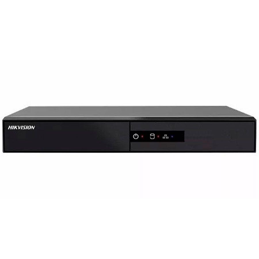 Kit 4 Câmeras de Segurança HD 720p Hikvision Dome 20 metros + DVR Hikvision + Acessórios