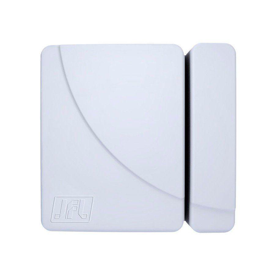 Kit Alarme JFL 4 sensores Residencial e Comercial, via Internet, Active 20 Ethernet