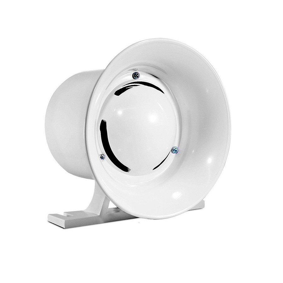 Kit Alarme JFL 4 sensores Residencial e Comercial, via Internet, Active 20 Ethernet  - Tudo Forte